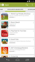 Huawei Ascend P7 - apps - app store gebruiken - stap 10