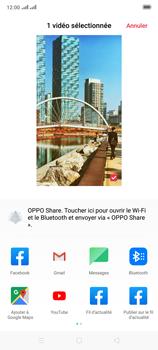 Oppo Reno 2 - Photos, vidéos, musique - Créer une vidéo - Étape 17