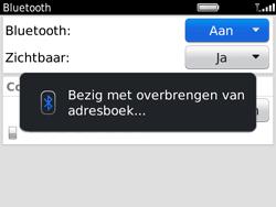 BlackBerry 9780 Bold - contacten, foto