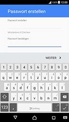 Sony Xperia X Performance - Apps - Konto anlegen und einrichten - 13 / 22