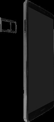 Huawei Mate 9 - SIM-Karte - Einlegen - Schritt 3