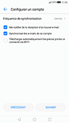 Huawei P10 - E-mail - 032b. Email wizard - Yahoo - Étape 9