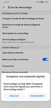 Huawei Y7 (2019) - Sécurité - activéz le code PIN de l'appareil - Étape 8