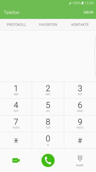 Samsung G928F Galaxy S6 edge+ - Android M - Anrufe - Rufumleitungen setzen und löschen - Schritt 4