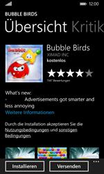 Nokia Lumia 635 - Apps - Einrichten des App Stores - Schritt 8