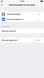 Apple iPhone 6s - iOS 12 - E-mail - handmatig instellen (gmail) - Stap 4
