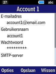 Samsung Xcover 550 (SM-B550H) - E-mail - Instellingen KPNMail controleren - Stap 9