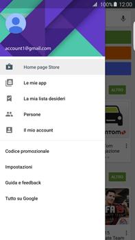 Samsung Galaxy S6 edge+ (G928F) - Applicazioni - Come verificare la disponibilità di aggiornamenti per l