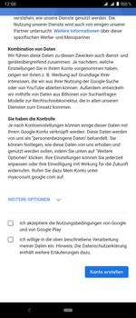 Sony Xperia 1 - Apps - Konto anlegen und einrichten - Schritt 16
