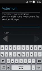 Samsung G388F Galaxy Xcover 3 - Applications - Créer un compte - Étape 6