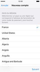 Apple iPhone 5c iOS 9 - Applications - Configuration de votre store d