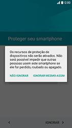 LG K10 - Primeiros passos - Como ativar seu aparelho - Etapa 11