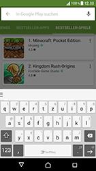 Sony Xperia XZ - Apps - Herunterladen - 14 / 20