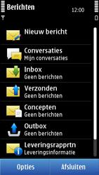 Nokia N8-00 - MMS - handmatig instellen - Stap 21
