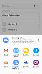 Samsung Galaxy A3 (2017) (SM-A320FL) - Contacten en data - Contacten overzetten via Bluetooth - Stap 8