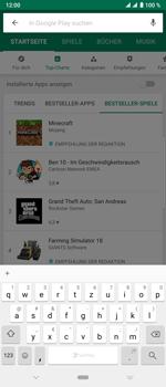 Sony Xperia 10 Plus - Apps - Herunterladen - Schritt 13