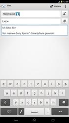 Sony Xperia Z Ultra LTE - E-Mail - E-Mail versenden - 10 / 16