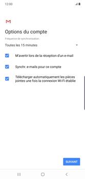 Samsung Galaxy Note10 Plus - E-mail - Configuration manuelle (yahoo) - Étape 13