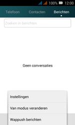 Huawei Y3 - SMS - Handmatig instellen - Stap 4