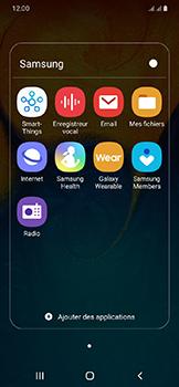 Samsung Galaxy A20e - Internet et connexion - Naviguer sur internet - Étape 4