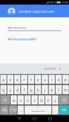 Huawei P9 - E-mail - Configuration manuelle (gmail) - Étape 10