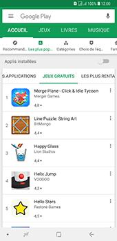 Samsung Galaxy A7 2018 - Applications - Télécharger une application - Étape 6