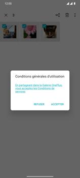 OnePlus 7T - Photos, vidéos, musique - Envoyer une photo via Bluetooth - Étape 10
