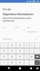 Sony Xperia XZ - Apps - Konto anlegen und einrichten - 8 / 20