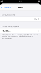 Apple iPhone 7 - iOS 13 - E-mail - Configuration manuelle - Étape 20