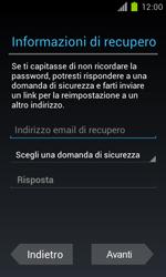 Samsung Galaxy S II - Applicazioni - Configurazione del negozio applicazioni - Fase 8