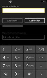 Nokia Lumia 820 LTE - Anrufe - Rufumleitungen setzen und löschen - Schritt 8
