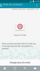 Samsung Galaxy S 5 - E-mail - configuration manuelle - Étape 4