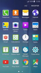 Samsung J500F Galaxy J5 - E-mail - envoyer un e-mail - Étape 2