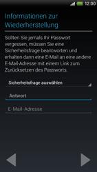 HTC One X - Apps - Einrichten des App Stores - Schritt 10
