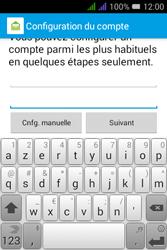 Alcatel Pixi 3 Dual Sim - E-mails - Ajouter ou modifier un compte e-mail - Étape 8