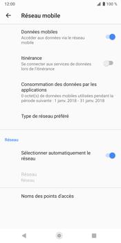 Sony Xperia XZ3 - Internet - configuration manuelle - Étape 9