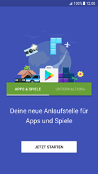 Samsung Galaxy S7 - Android N - Apps - Einrichten des App Stores - Schritt 18