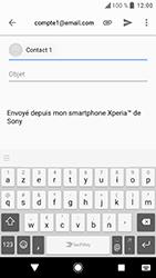 Sony Xperia XA2 - E-mails - Envoyer un e-mail - Étape 7