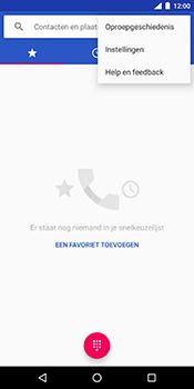 Nokia 7 Plus - voicemail - handmatig instellen - stap 5