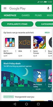 Huawei Mate 10 Lite - Applicaties - Downloaden - Stap 4