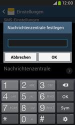 Samsung S7580 Galaxy Trend Plus - SMS - Manuelle Konfiguration - Schritt 7
