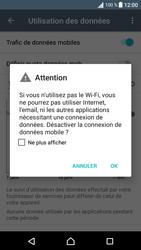 Sony Sony Xperia XA (F3111) - Internet - Désactiver les données mobiles - Étape 6