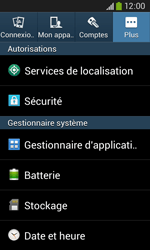 Samsung Galaxy Ace 3 - Applications - Supprimer une application - Étape 5