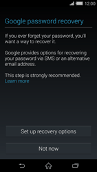 Sony Xperia Z2 - Applications - Setting up the application store - Step 12