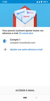 Crosscall Core X4 - E-mails - Ajouter ou modifier votre compte Outlook - Étape 12