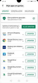 Huawei P30 - Apps - apps updaten - Stap 5