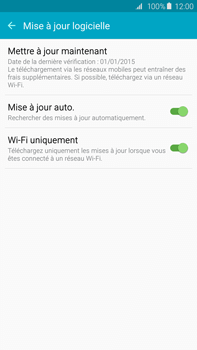 Samsung Galaxy S6 edge+ (G928F) - Logiciels - Installation de mises à jour - Étape 7