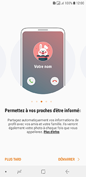 Samsung Galaxy A6 - Contact, Appels, SMS/MMS - Ajouter un contact - Étape 4