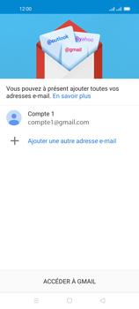 Oppo Reno 4 Pro - E-mails - Ajouter ou modifier votre compte Gmail - Étape 12
