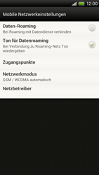 HTC One X - Internet - Apn-Einstellungen - 6 / 23